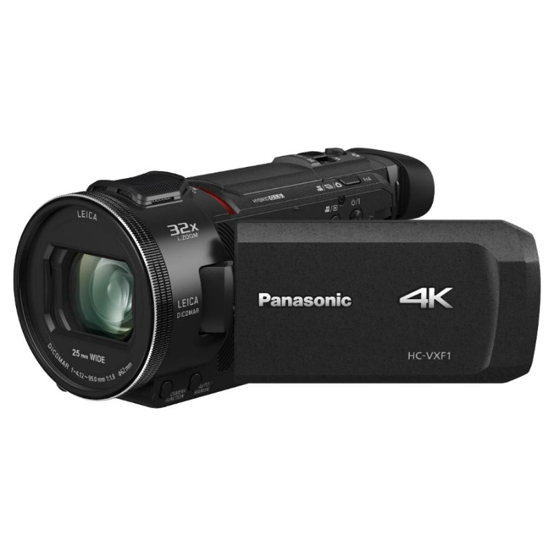 Panasonic HC-VXF1 4K camcorder + VBT190E-K accu