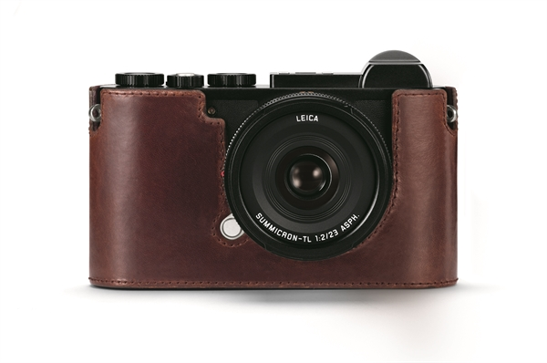 Leica Protector CL Leather bruin