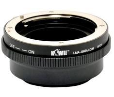 Kiwi Lens Mount Adapter (Sony Alpha naar Canon M)