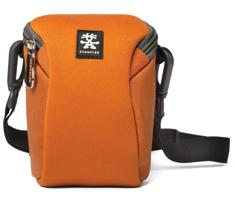 Afbeelding van Crumpler Base Layer Camera Pouch M burned orange/anthracite