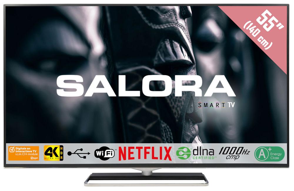 Salora 55UHX4500