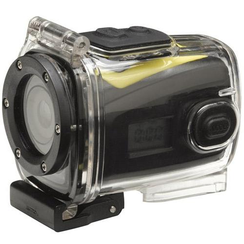 HD actiecamera 720p waterdichte behuizing
