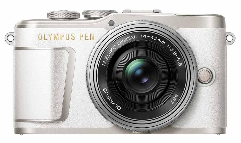 Olympus PEN E-PL9 Body Wit + 14-42mm EZ OUTLET
