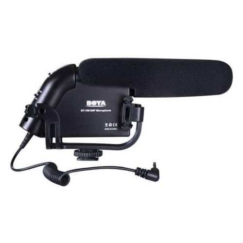 Boya BY-VM190P Shotgun Richtmicrofoon Pro