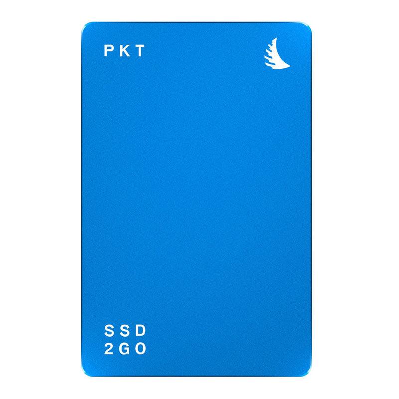 Angelbird SSD2go PKT 512GB Blue