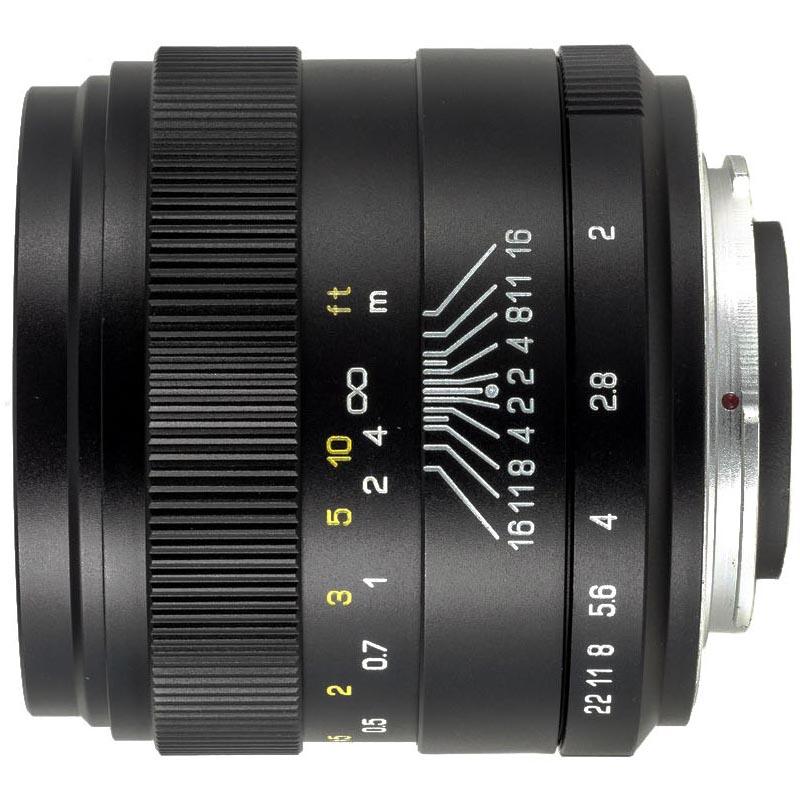 Zhongyi Mitakon 35mm f/2 voor Sony FE