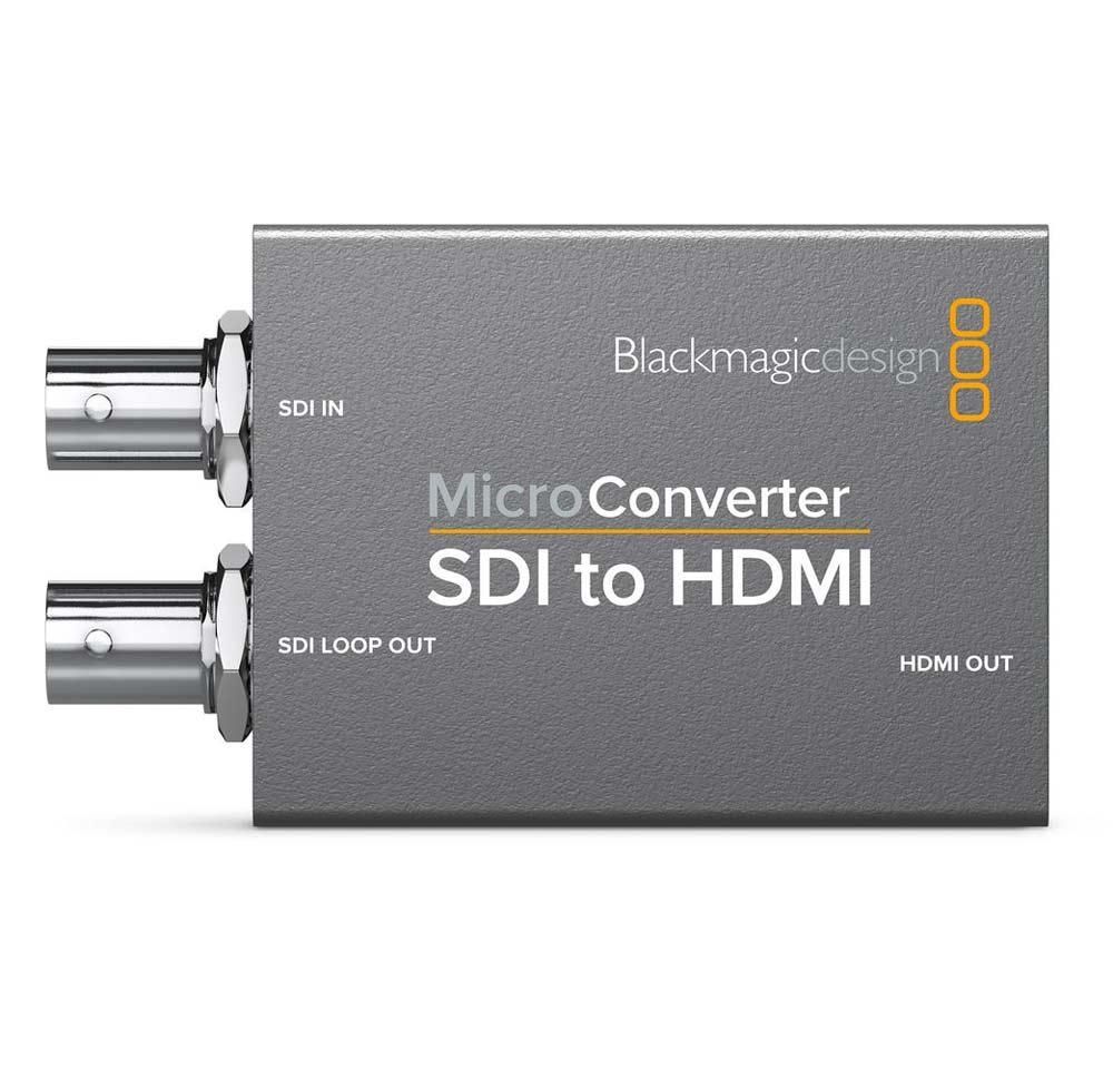 Blackmagic Micro Converter SDI-HDMI