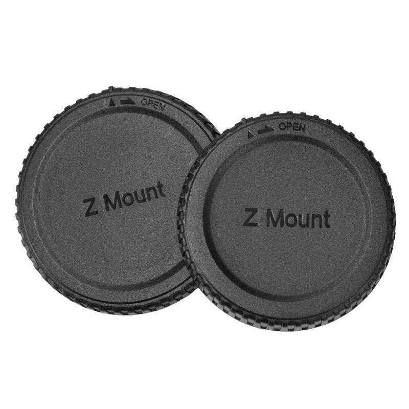 Caruba Achterlens en Bodydop voor Nikon Z Mount