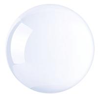 Massief Glazen Bollen.Rollei Lensball 90mm
