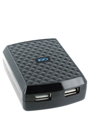 iGo Dual USB Muur Lader