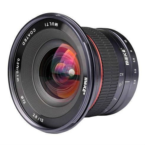 Meike MK 12mm F/2.8 Nikon 1 CHN