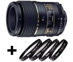 Tamron 90mm F/2.8 Macro SP Di Sony + Close Up Lens Set +1 +2 +4 +10