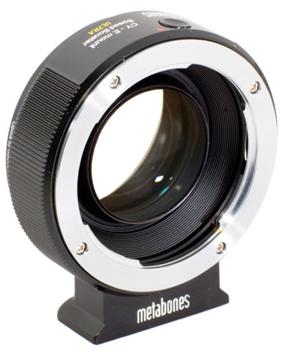Metabones Contax Yashica - E-mount Speed Booster Ultra (0.71x)