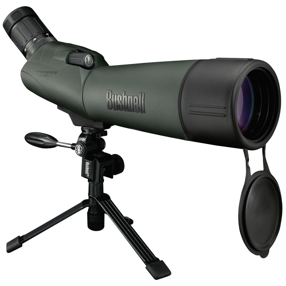 Bushnell Trophy XLT 20-60X65 Waterproof 45 graden