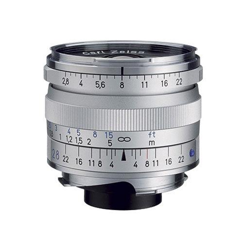 Zeiss 28mm F/2.8 Biogon T* zilver ZM (Zeiss-Leica)