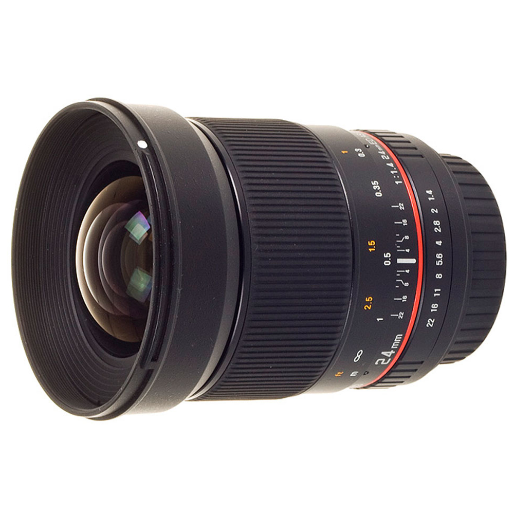 Samyang 24mm F/1.4 Canon
