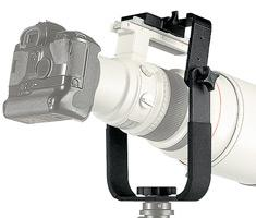 Manfrotto 393, Heavy Lens Support