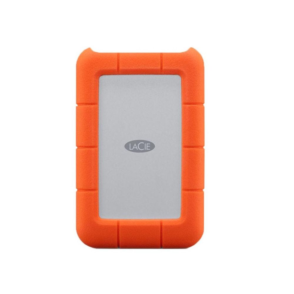 LaCie Rugged 4TB USB-C 5 Gb/s