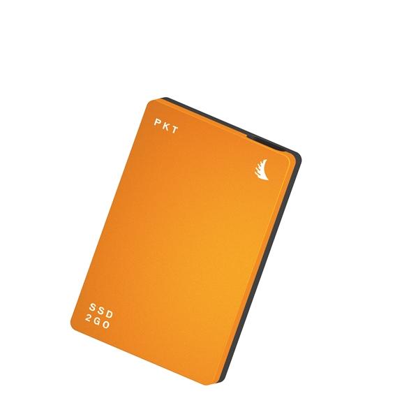 Angelbird SSD2go PKT 1TB Orange