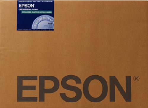 Epson Enhanced Matte Posterboard A2 1122g 20 vel