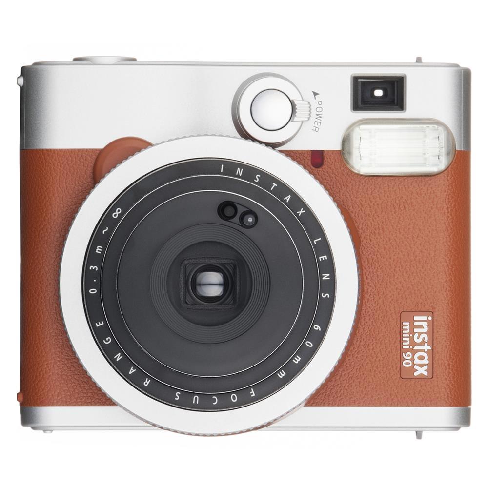Fujifilm Instax Mini 90 bruin incl. accu