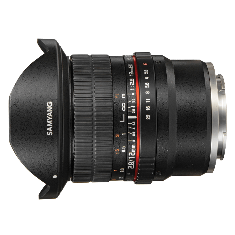 Samyang 12mm f/2.8 ED AS NFC