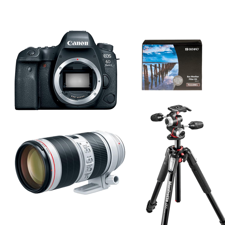 Canon EOS 6D mark II Advanced Pakket