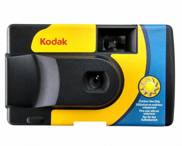 Kodak Daylight SUC 800 ASA Analoge Camera met 39 opnamen