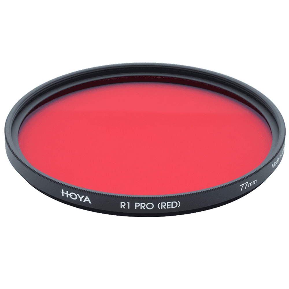 Hoya HMC R1 Pro (Red) 49mm in SQ Case