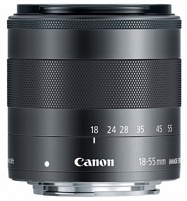 Canon EF-M 18-55mm F/3.5-5.6 IS STM