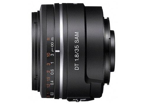 Sony SAL 35mm F/1.8 (SAL35F18.AE)