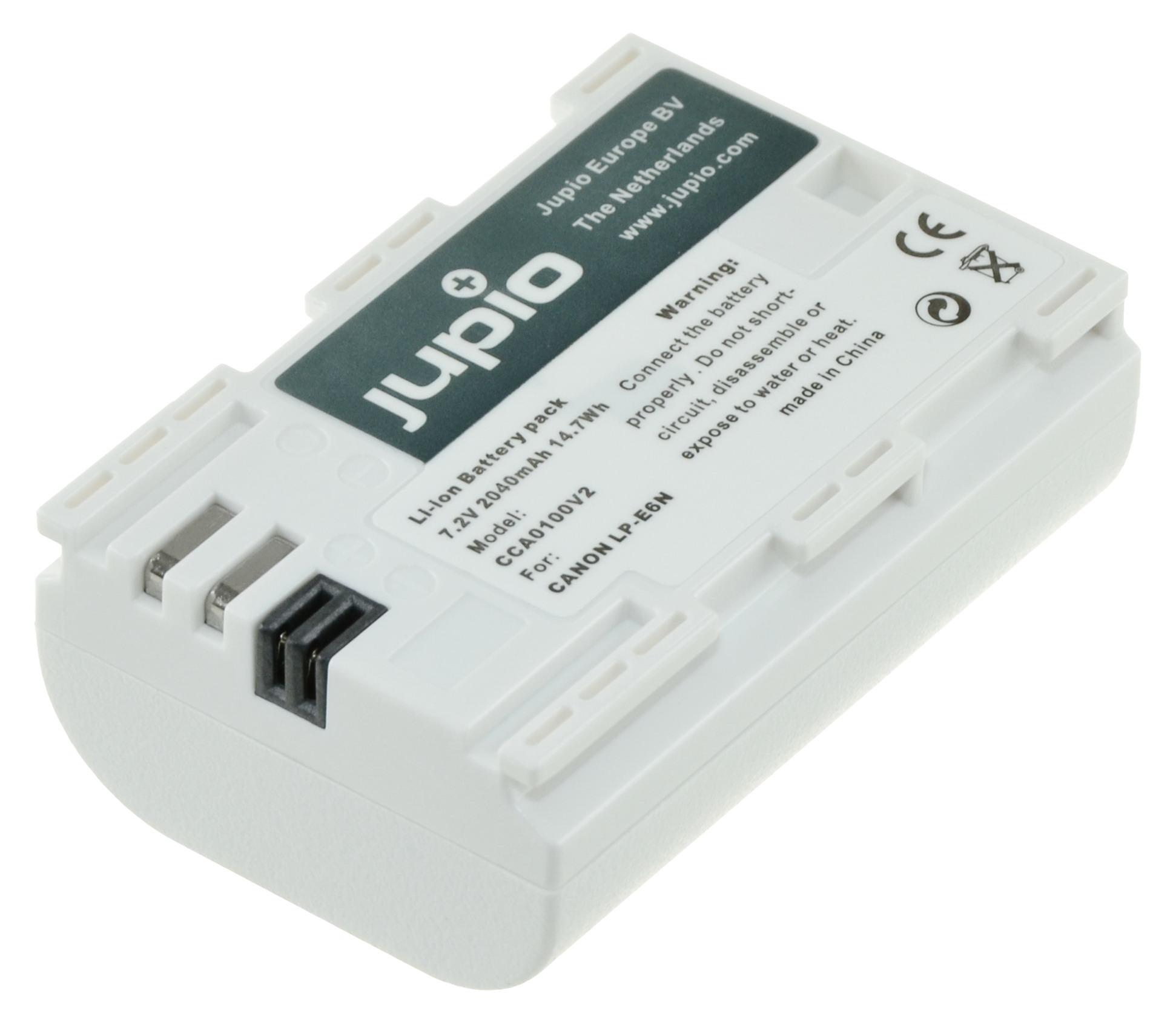 Jupio Canon LP-E6n Ultra 2040mAh