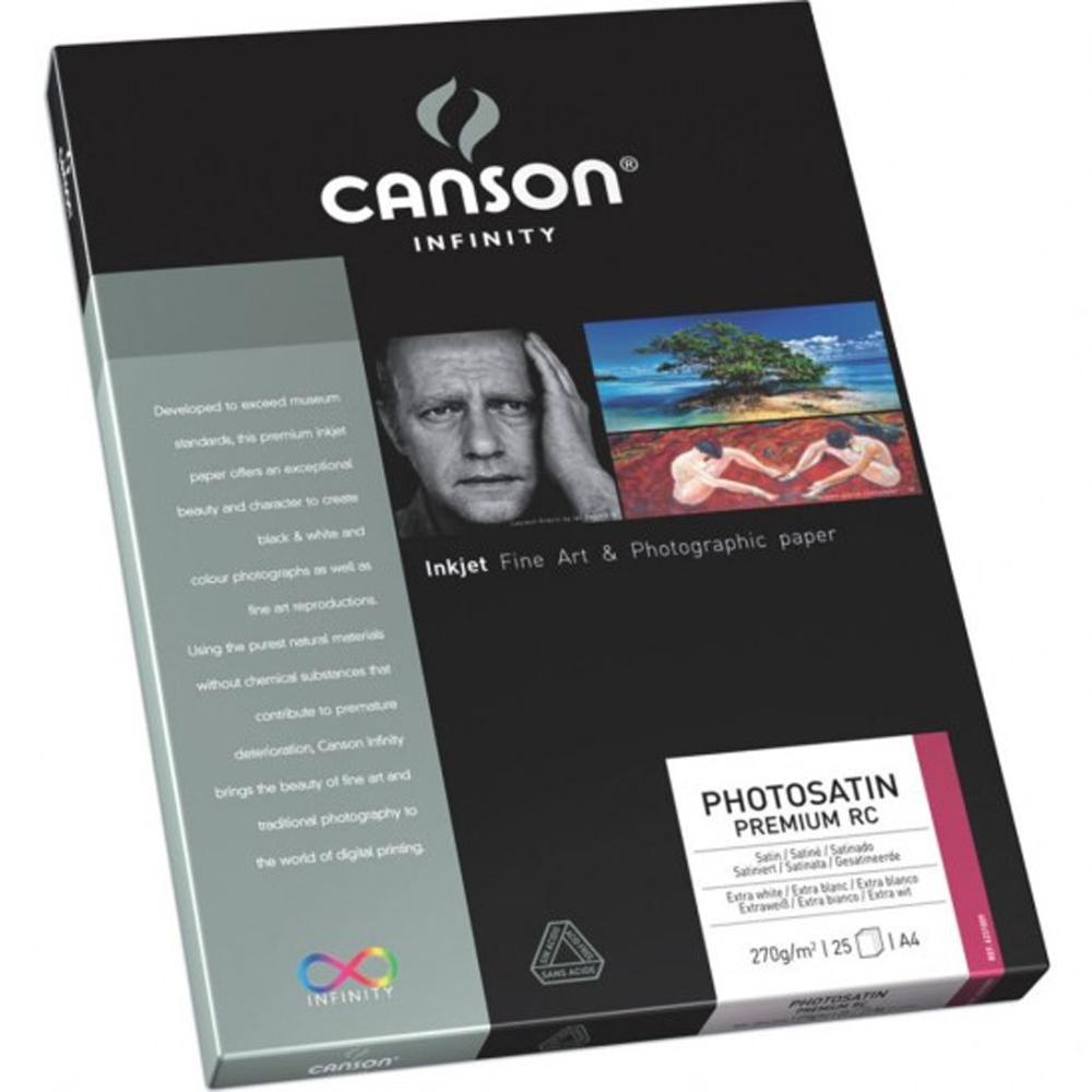 Canson PhotoSatin Premium 270 gram A3 25 vellen