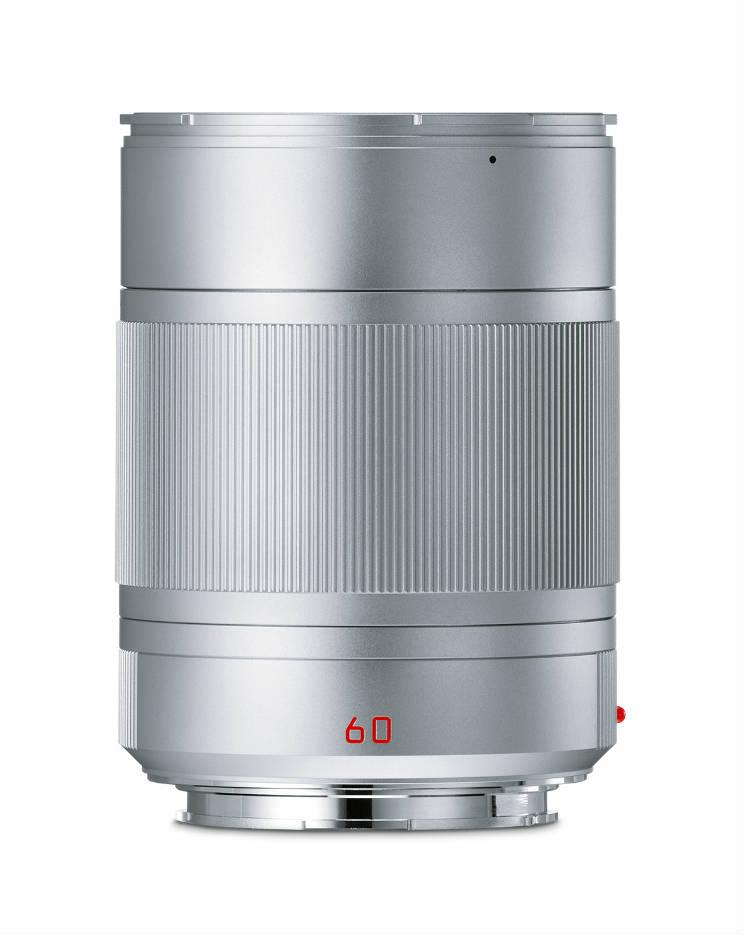 Leica 11087 APO-Macro-Elmarit-TL 60mm F/2.8 ASPH zilver