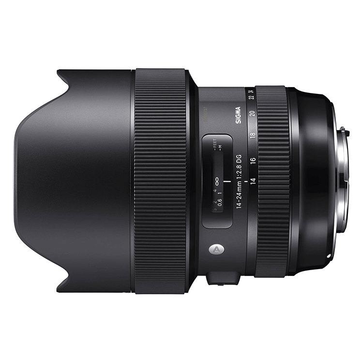 Sigma 14-24mm f/2.8 Art
