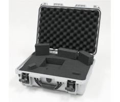Nanuk 925 Case Silver with Foam