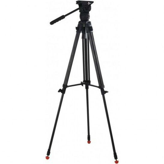 Camgear MARK 6 MS CF Carbon Videostatief