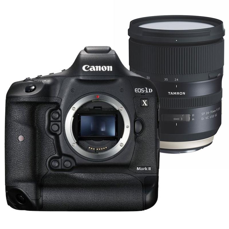 Canon EOS 1DX Mark II + Tamron SP 24-70mm F/2.8 Di VC USD G2 Canon