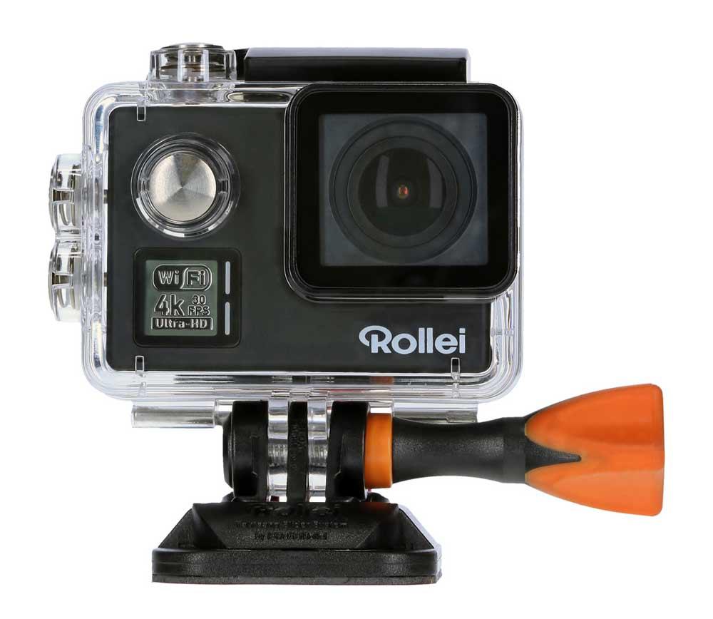 Rollei 4K Action Cam 530 Black