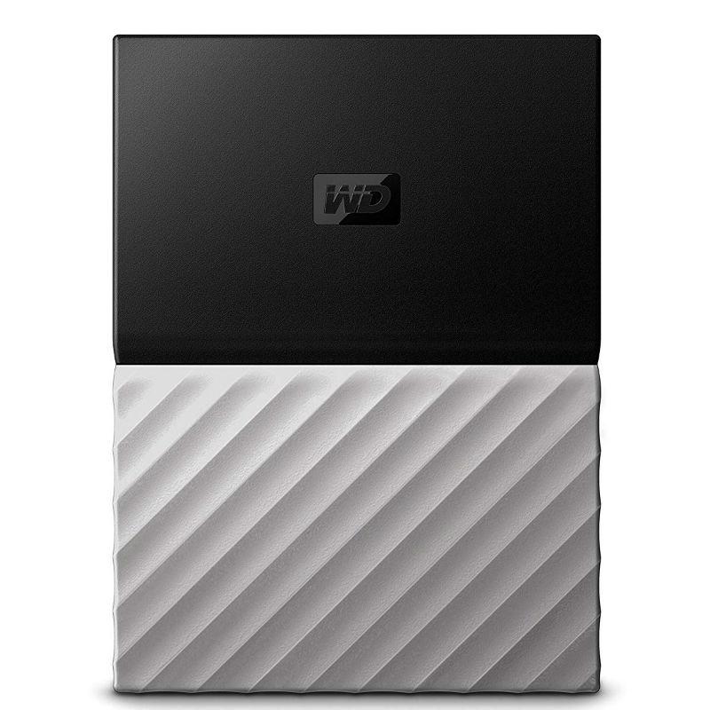 Western Digital My Passport Ultra 1TB zwart-Gray