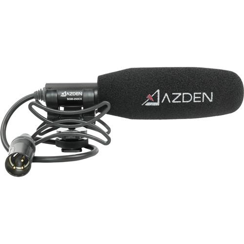 Azden SGM-250CX Microfoon