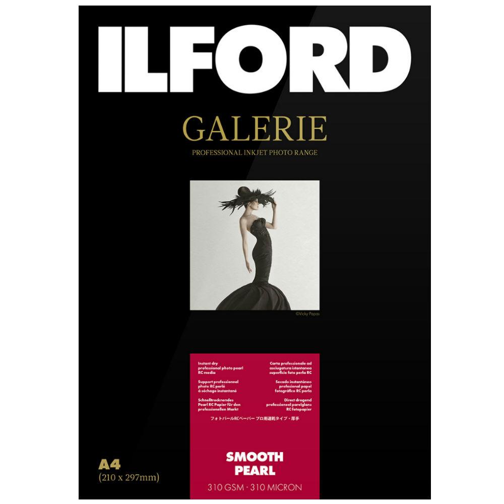 Ilford GALERIE Prestige Smooth Pearl A4 25 vel + 5 vellen gratis