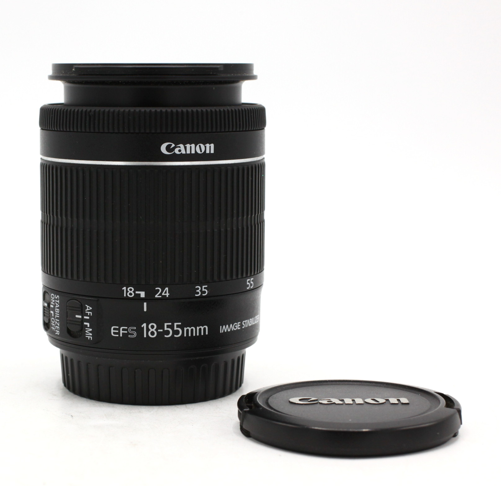 Canon EF-S 18-55mm iS STM F/3.5-5.6 occasion