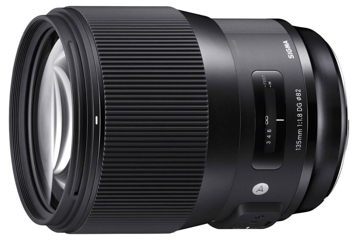 Sigma 135mm F/1.8 DG HSM ART voor Canon + GRATIS UV Filter