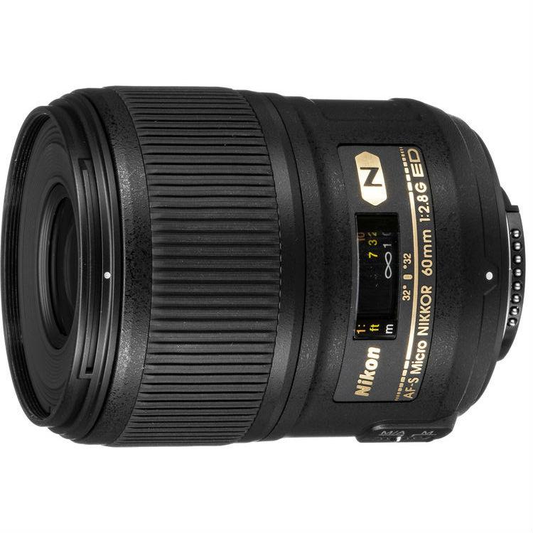Nikon AF-S 60mm F/2.8G ED micro
