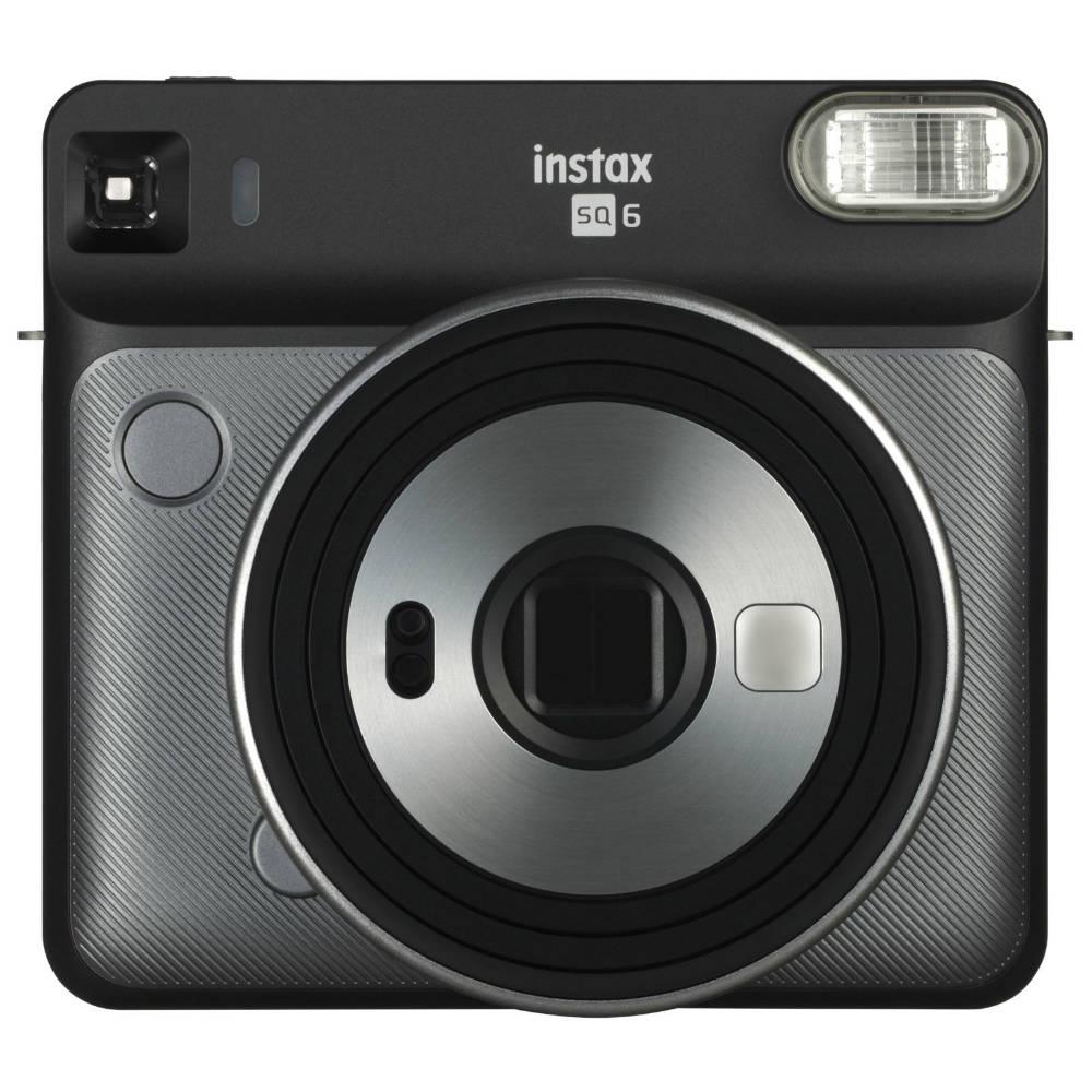 Fujifilm Instax Square SQ6 Camera Graphite Gray