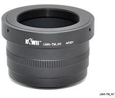 Kiwi T-mount adapter Nikon 1