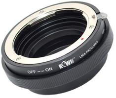Kiwi Photo Lens Mount Adapter (LMA-PK_4-3)