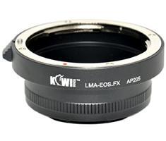 Kiwi Photo Lens Mount Adapter LMA-EOS_FX