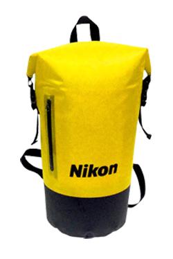 Nikon waterbestendige rugzak Geel 20L